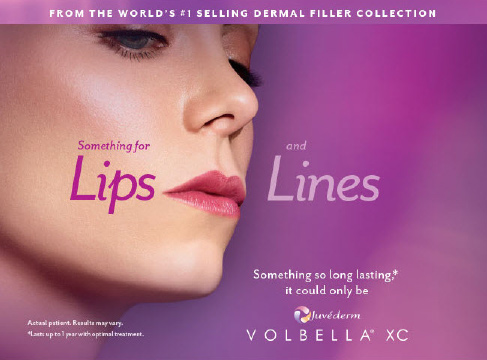 Something for Lips & Lines | Volbella XC