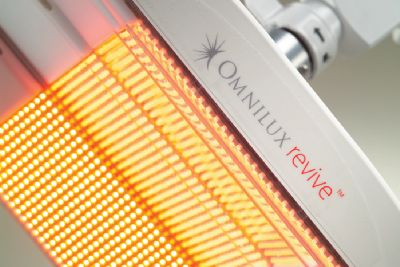 The Omnilux Revive LED light