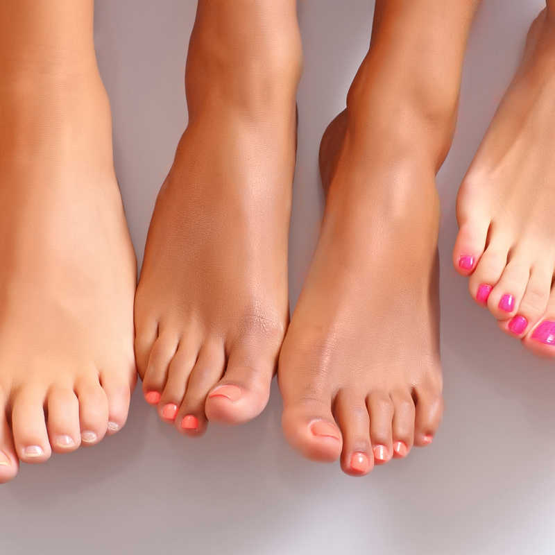 Pretty feet and toenails | 15 Steps to Beautiful, Healthy Nails! | Masterpiece Skin Restoration
