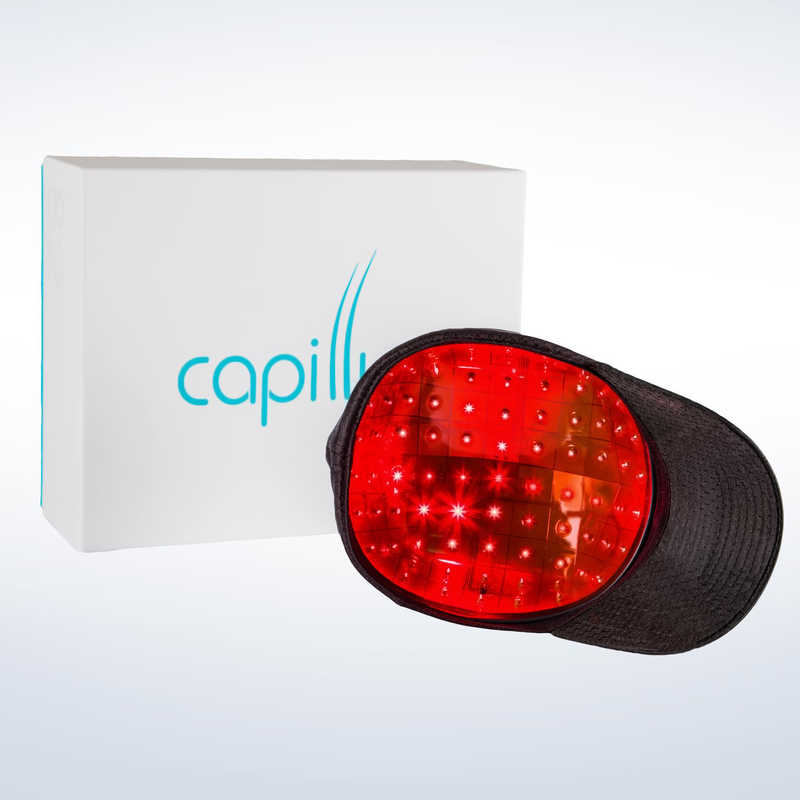 The Capillus Laser Cap for hair loss