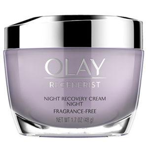 Olay Regenrist Night Recovery Cream | Shop Skincare | Masterpiece Skin Restoration