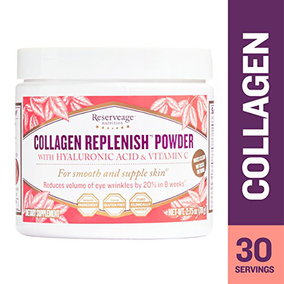 Reserveage Collagen Replenish | Shop Skincare | Masterpiece Skin Restoration