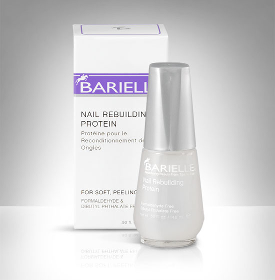 Barielle Nail Rebuilding Protein | How to Get Longer, Stronger Nails + Shop Skincare | Nails | Masterpiece Skin Restoration
