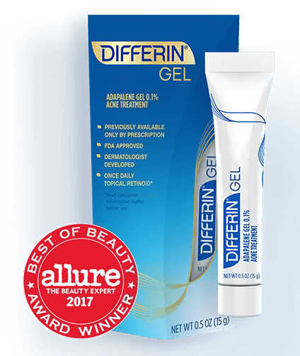 Differin Gel | 16 Lifestyle Changes to Fight Acne + Shop Skincare for Acne | Masterpiece Skin Restoration