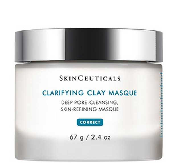 SkinCeuticals Clarifying Clay Masque for Acne Prone Skin | 16 Lifestyle Changes to Fight Acne + Shop Skincare for Acne | Masterpiece Skin Restoration