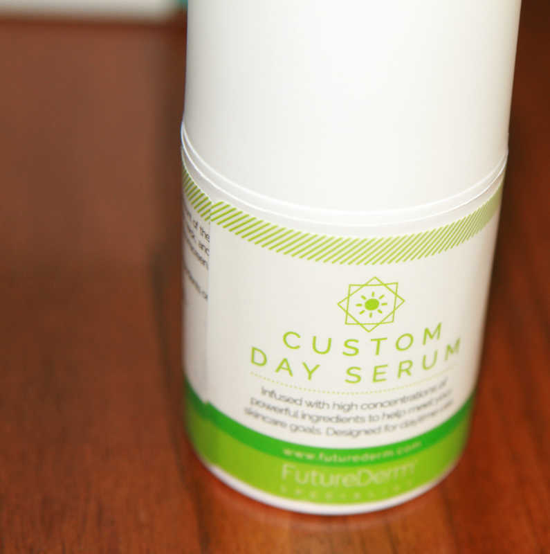 FutureDerm Custom Day Serum | MasterpieceSkinRestoration.com